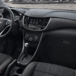 2021 chevy trax interior
