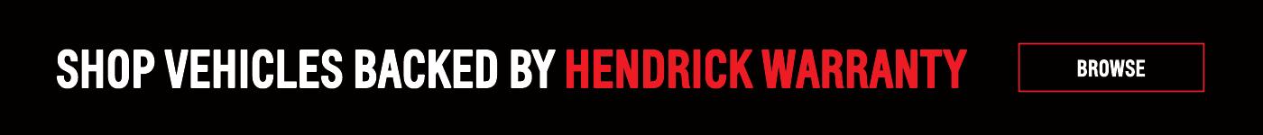 Hendrick Certified