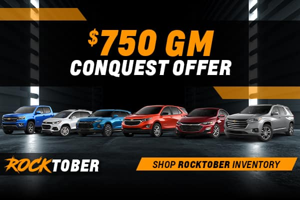 GM Conquest Offer