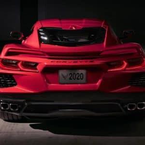 2020 Corvette