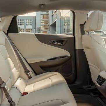 2019 Chevy Malibu Seating