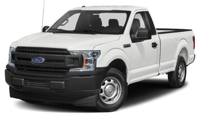 2019 ford f-150 white exterior