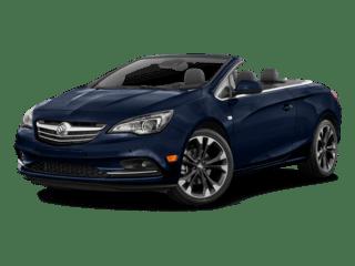 2019 Buick Cascada angled