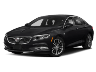 2019 Buick Regal Sportback angled
