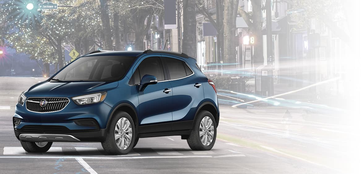 2020 Buick Encore Lease Offer Special