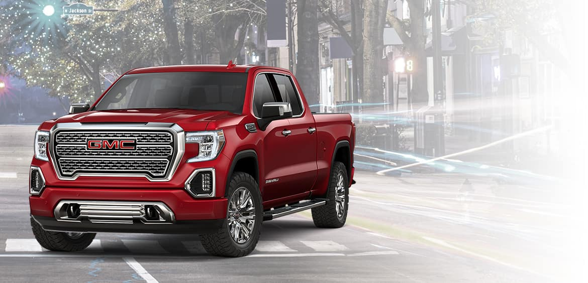 2020 GMC Sierra 1500 Lease Offer Special