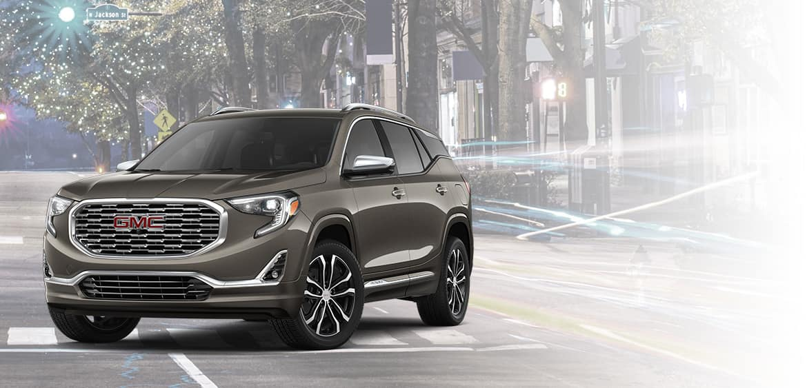 2020 GMC Terrain Lease Offer Special