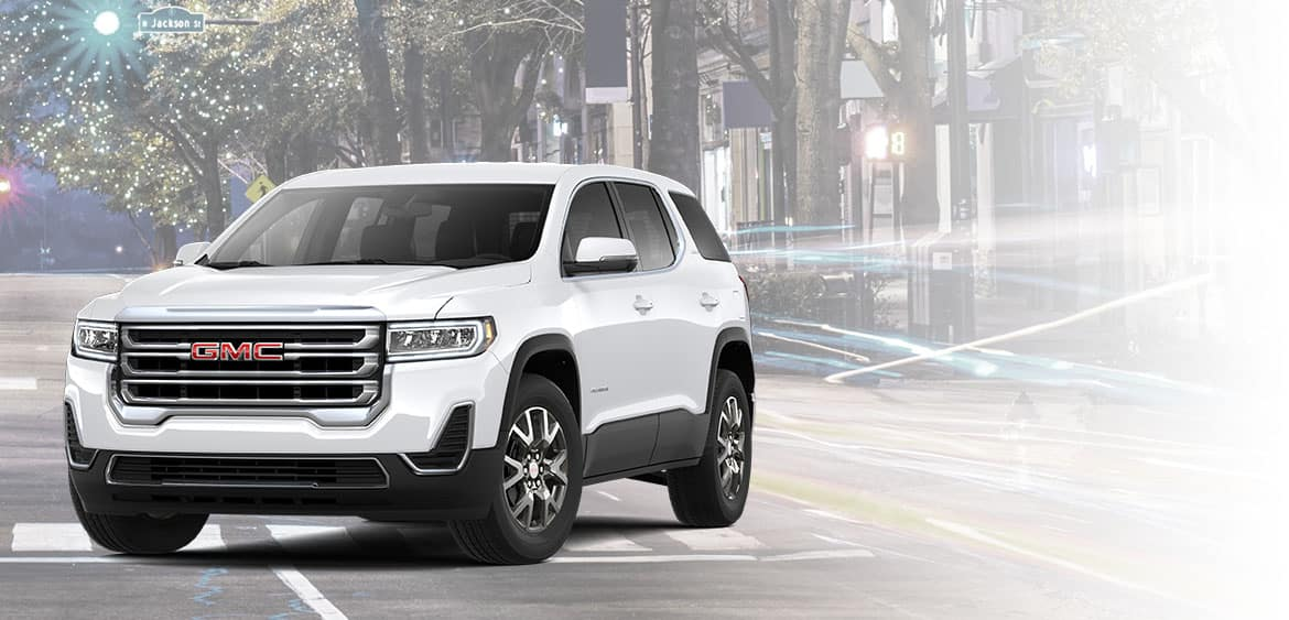 2020 GMC Acadia Lease Offer Special