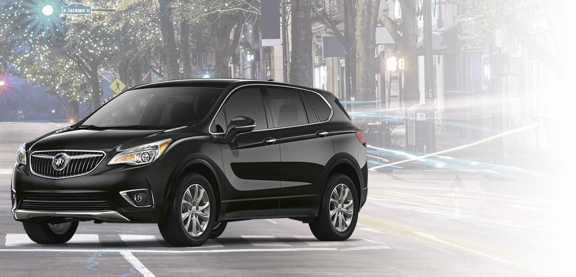 2020 Buick Envision Lease Offer Special