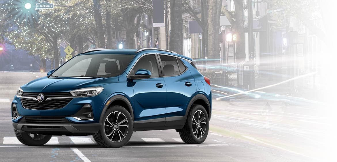 2020 Buick Encore GX Lease Offer Special
