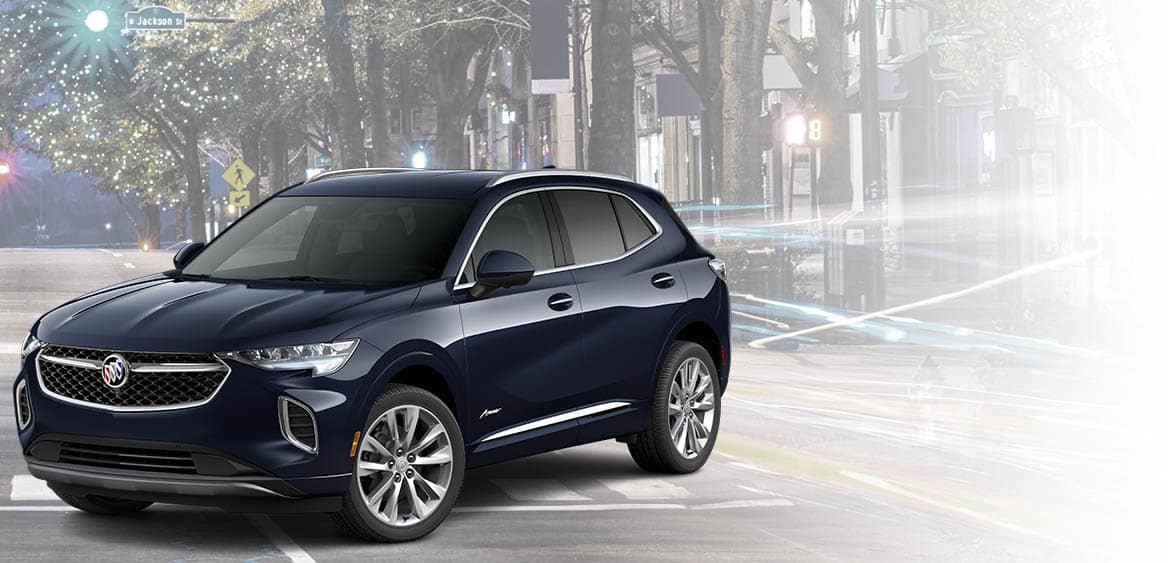 2021 Buick Envision Lease Offer Special