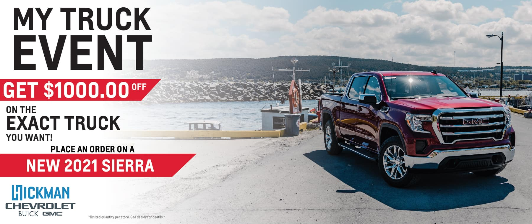 My Truck Event 2 – Website – 1800×760 – GMC – THIS ONE