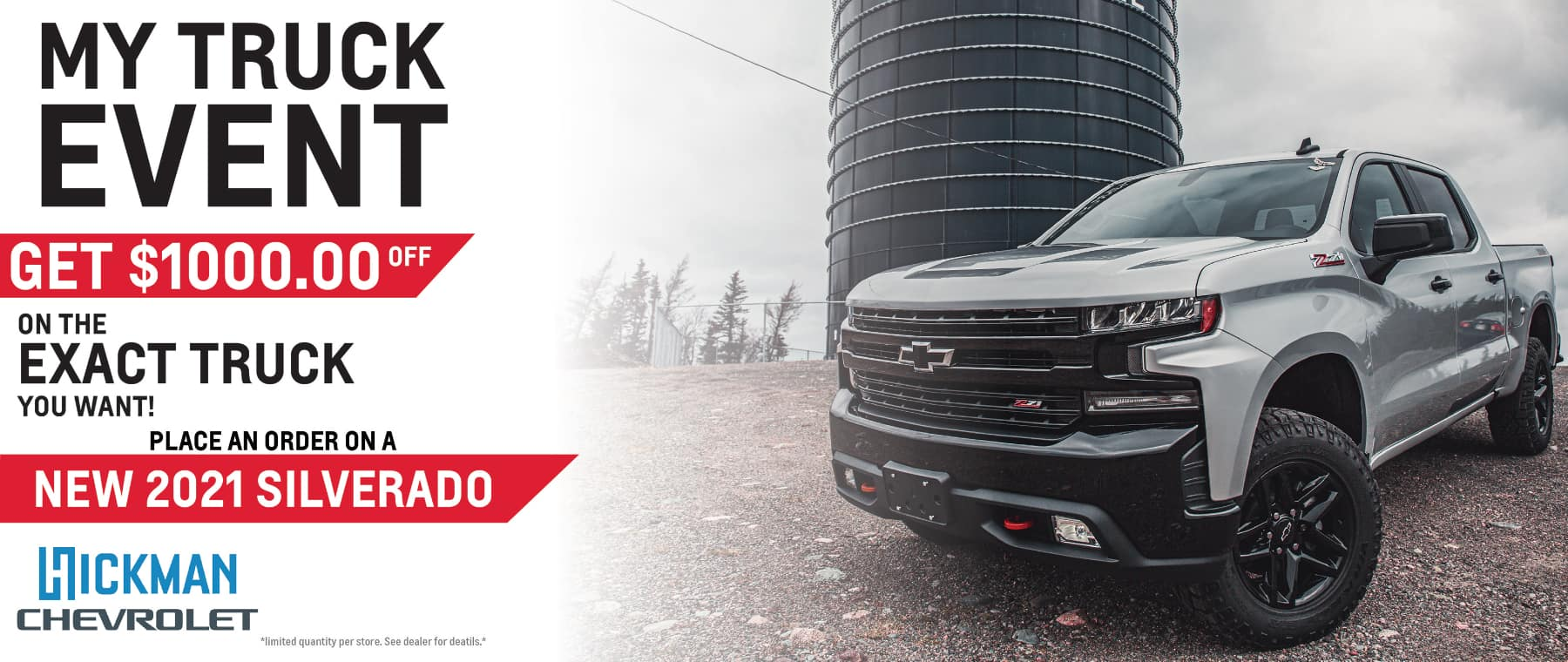 My Truck Event 2 – Website – 1800×760 – Chev – THIS ONE