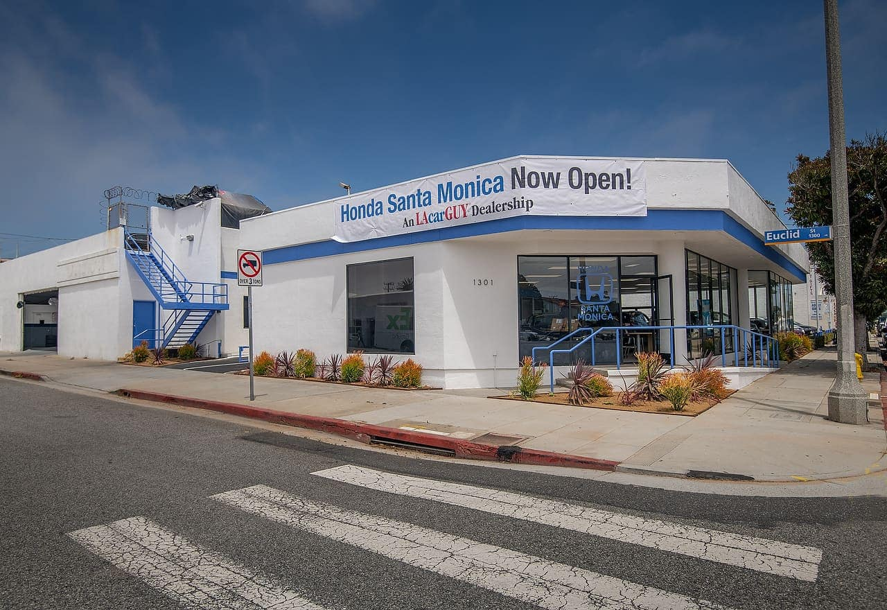 Honda Santa Monica Dealership