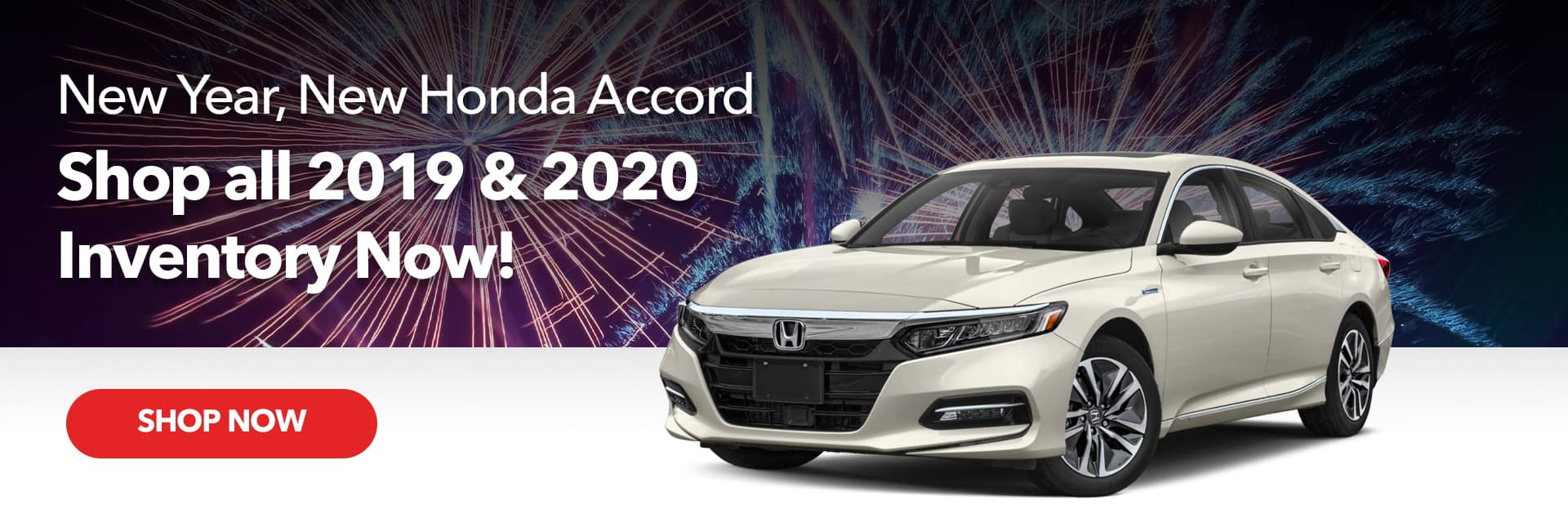 Link to January Offers - Honda Accord