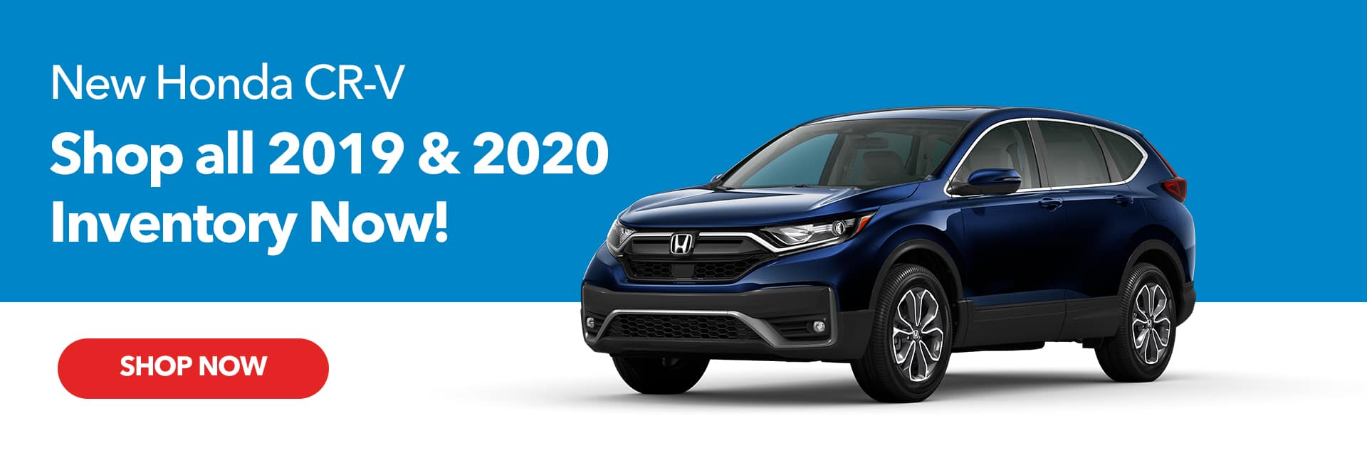 Link to January Offers - Honda CR-V