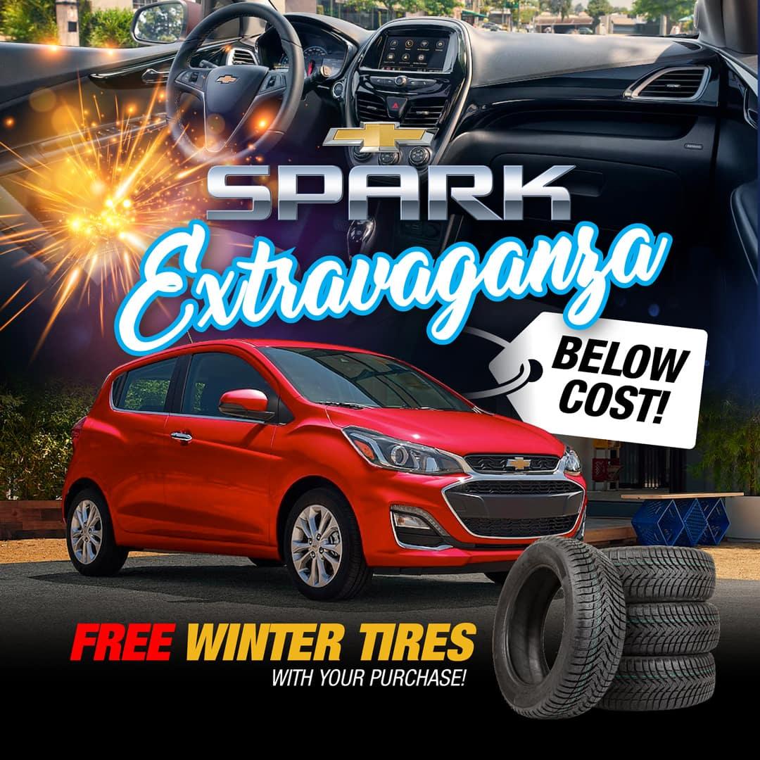 Spark Extravaganza