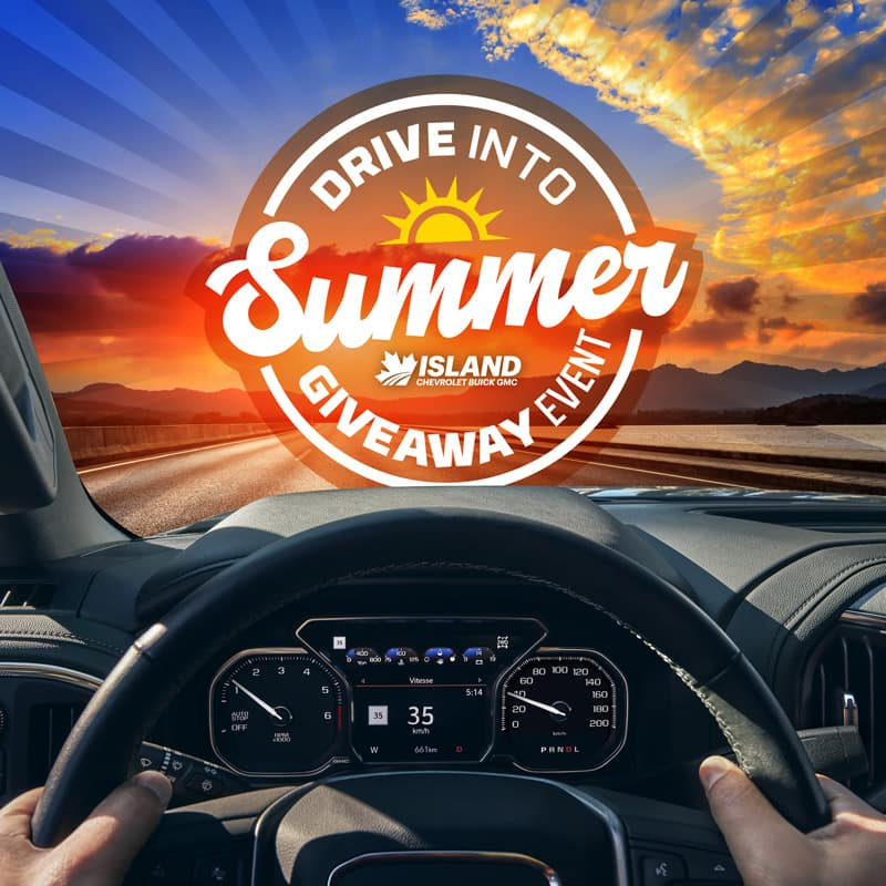 Drive Into Summer