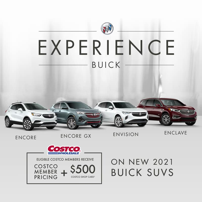 Experience Buick