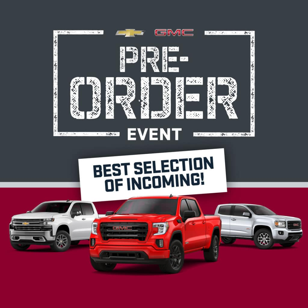 Factory Pre-Order Event