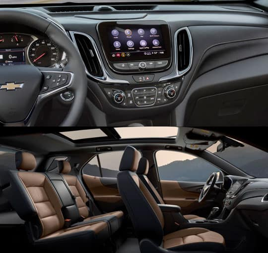 2022 Chevrolet Equinox Interior
