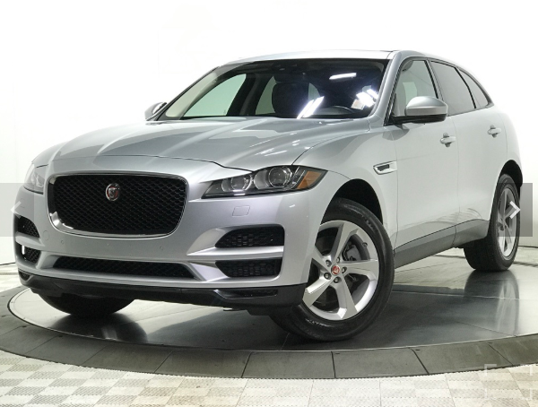 0.0% up to 60 Months on Select MY 2019 Jaguar XJ, E-PACE, F-PACE, I-PACE