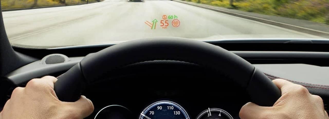 heads up display - Jaguar Technologies