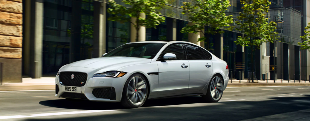 2020 Jaguar XF models