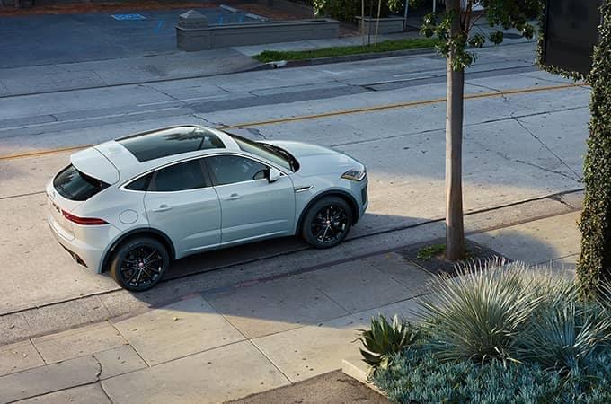 2020 Jaguar E-PACE & F-PACE Courtesy Vehicles
