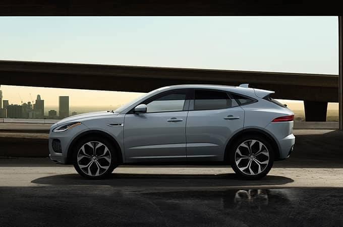 2020 Jaguar XE, F-PACE, I-PACE & E-PACE Models