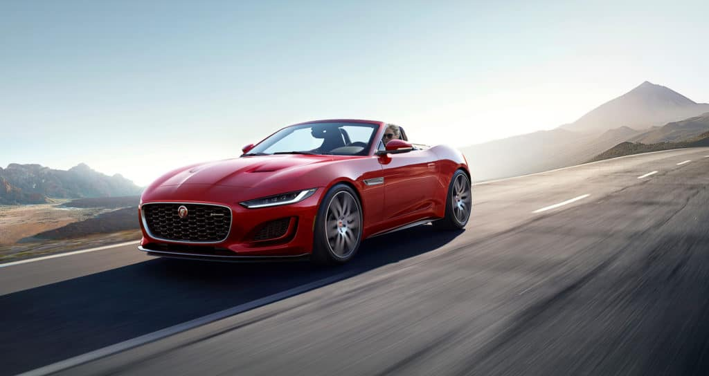 2021 Jaguar XE, F-TYPE, E-PACE, I-PACE and F-PACE models