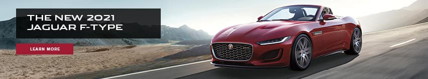 Learn More About the New 2021 Jaguar F-TYPE at Jaguar of Naperville.
