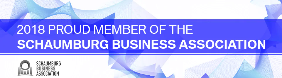 Proud Member of the Schaumburg Business Association Since 2018