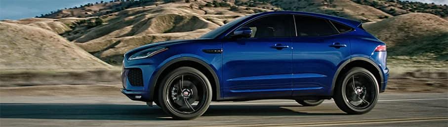 2020 Jaguar E-PACE Blue