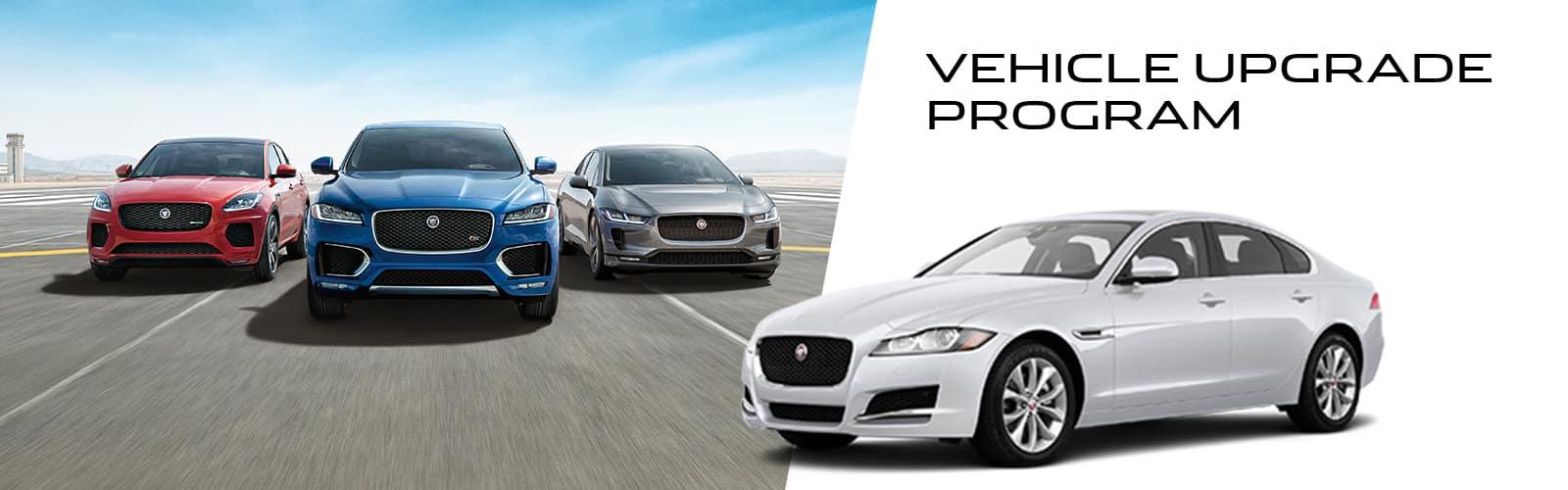 Jaguar Vehicle Upgrade Program