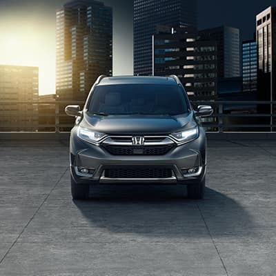 2019 Honda CR-V features at Jim Coleman Automotive dealerships in Maryland | Front view of the 2019 Honda CR-V