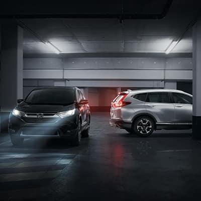 2019 Honda CR-V features at Jim Coleman Automotive dealerships in Maryland | 2019 Honda CR-V safety sensor