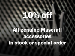 10 per cent off accessories