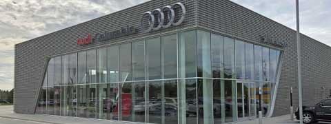 Audi Columbia