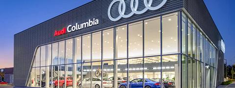 Acura Columbia Dealership