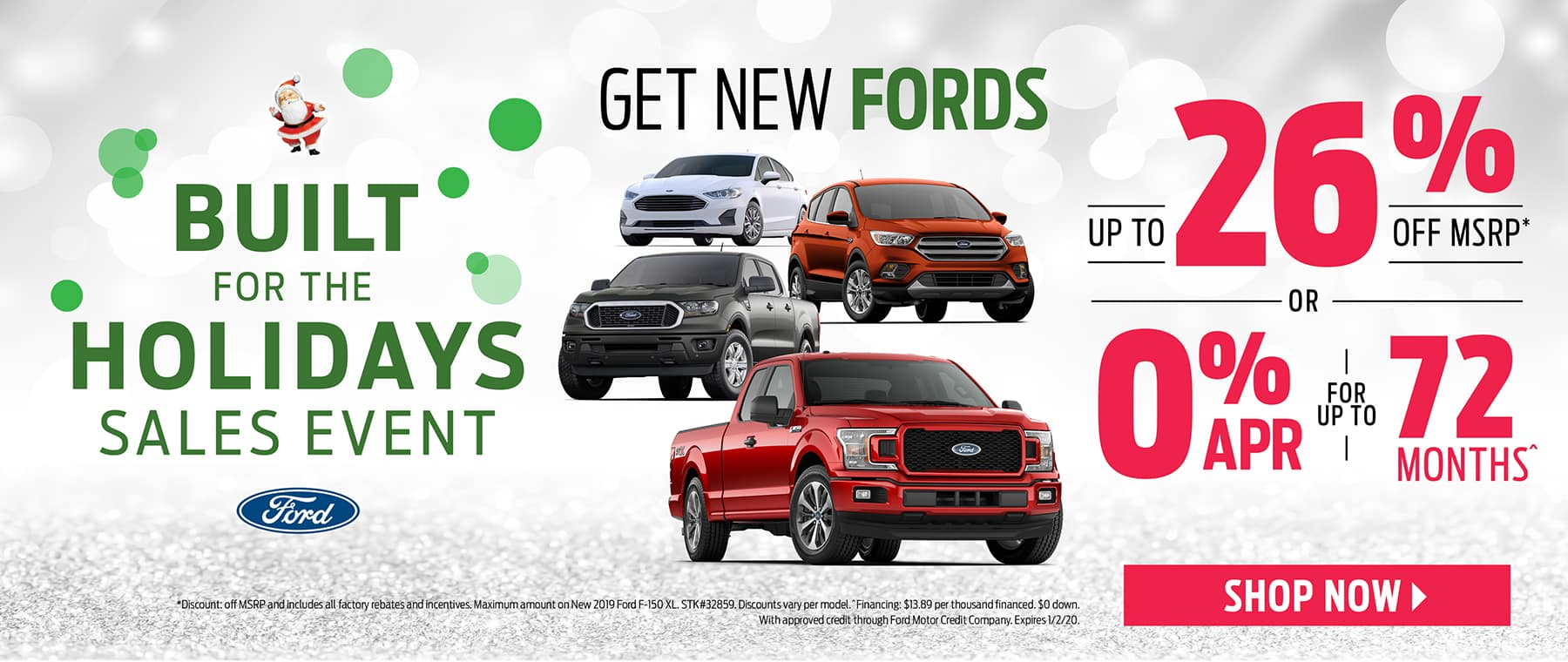 Get New Fords