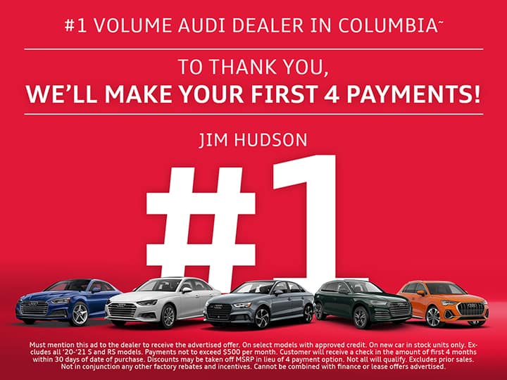 New Audi Offers