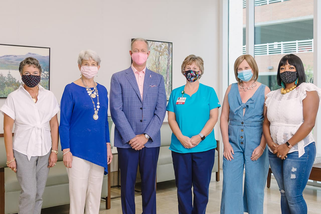 Jim Hudson Breast Cancer Awareness Charity