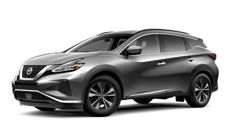 2019 Nissan Murano SV - Gun Metallic