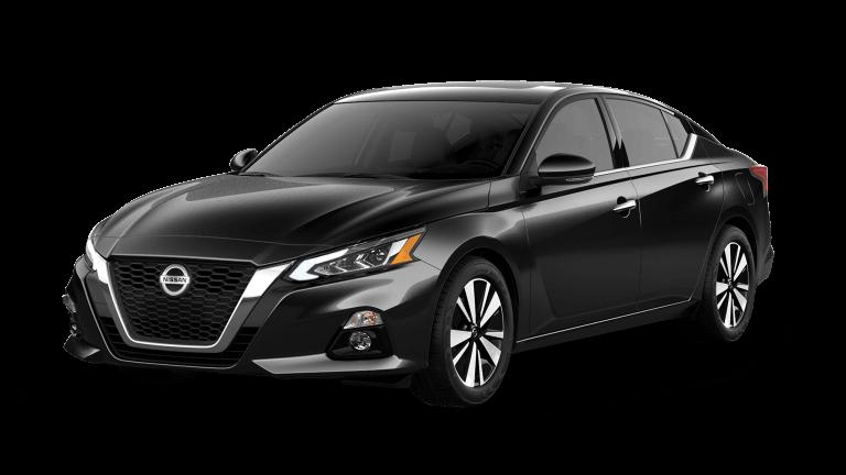 2020 Nissan Altima in super black