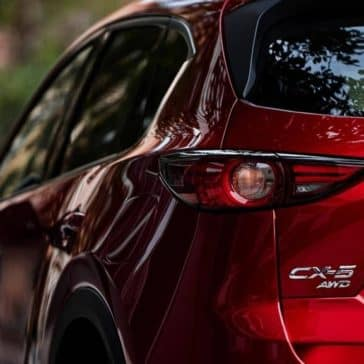 2019 Mazda CX-5 Rear Taillight