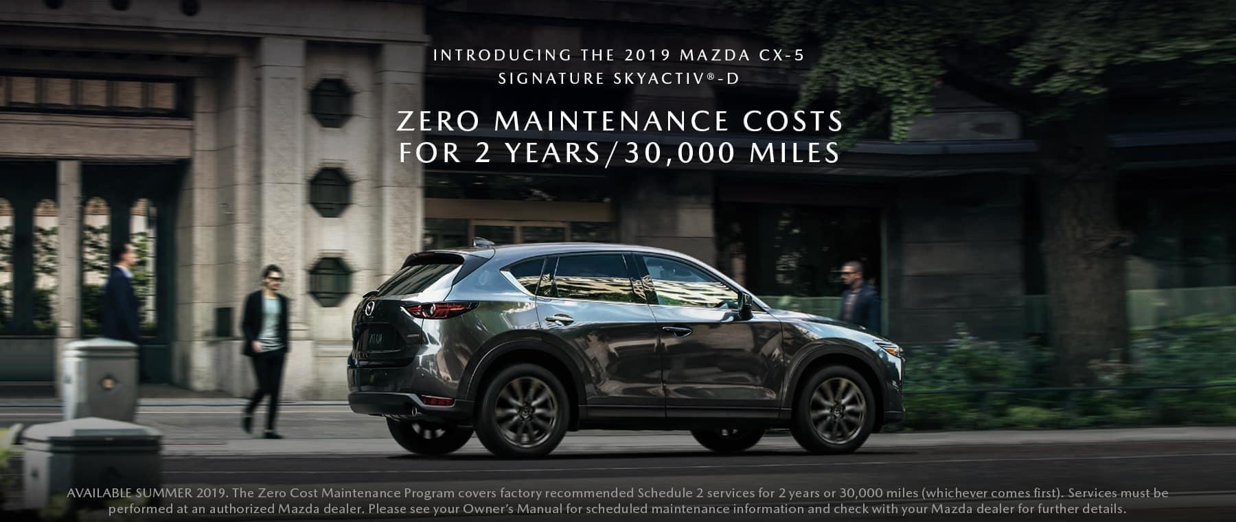 2019 DMazda CX-5 Diesel