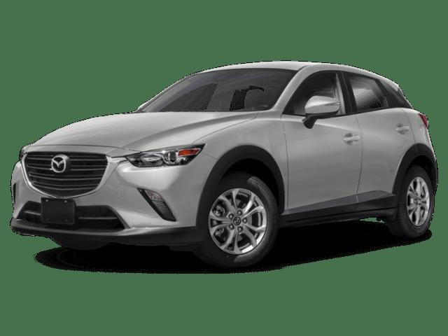 2019 Mazda CX-3 in grey