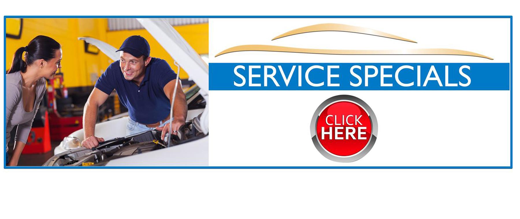 Honda Service Specials Massachusetts