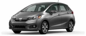 2020 Honda Fit Hatchback in Gray